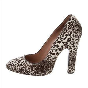 Alaïa Cheetah Print Pumps
